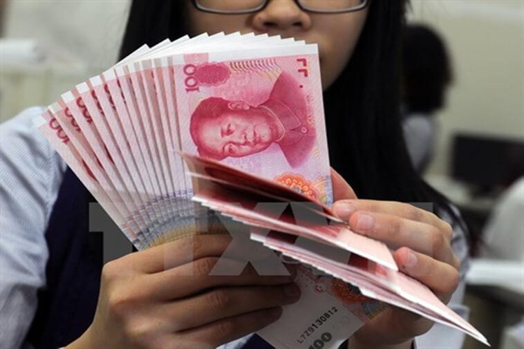 Chuyển đổi tiền tệ Việt Trung